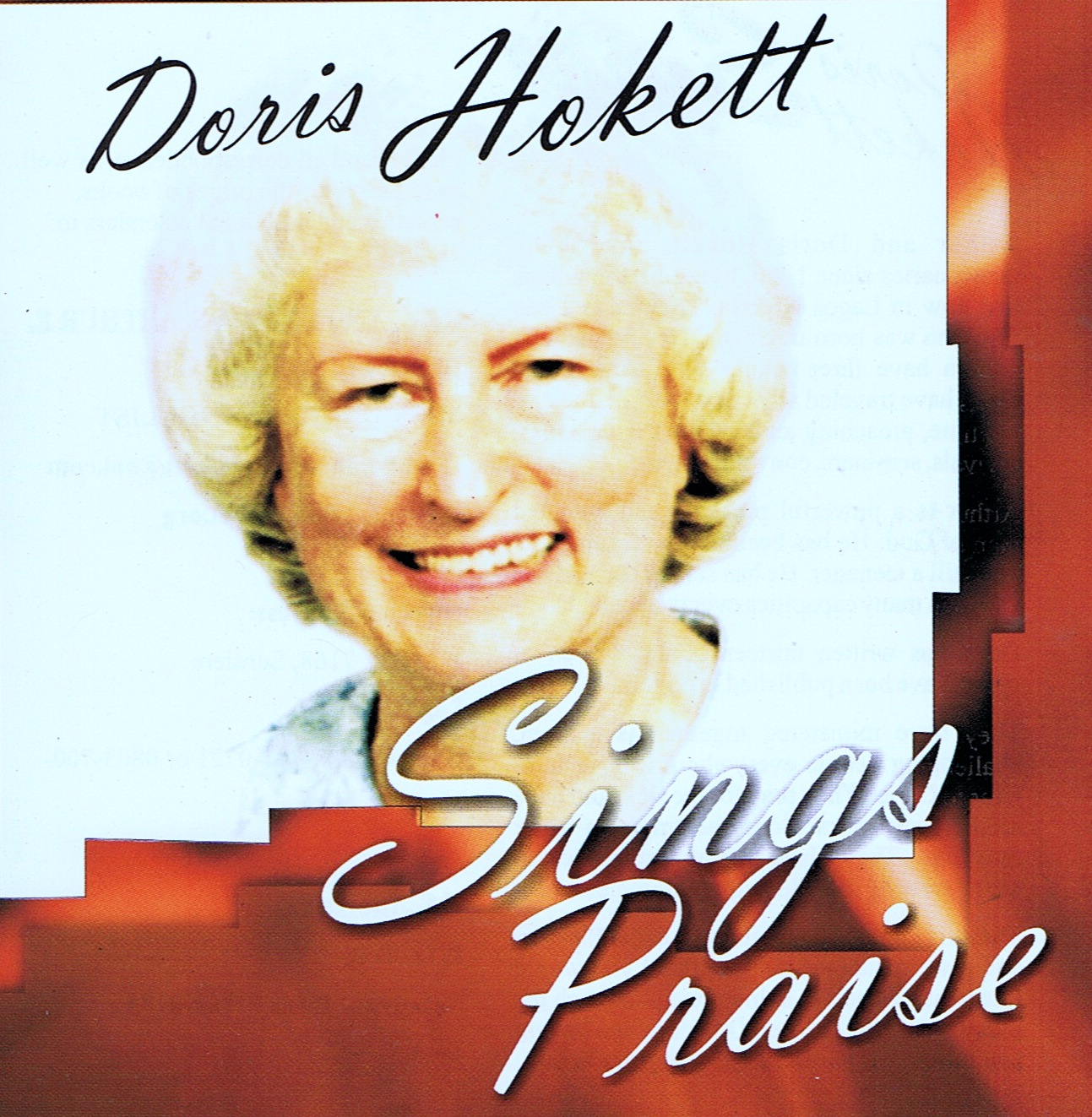 Doris Hokett CD